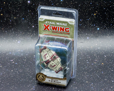 Star Wars X-Wing Miniatures Game Scurrg H-6 Bomber - New - Real Aus Stock!