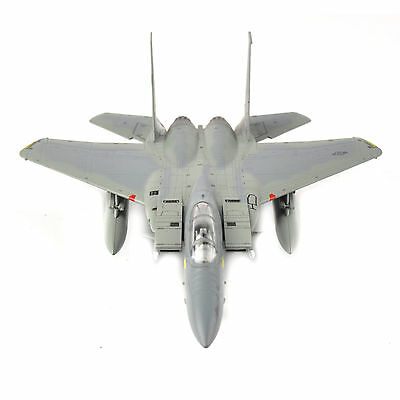 1/100 AMER USA 1985 Mcdonnell Douglas F-15A Alloy Plastic Fighter Airline
