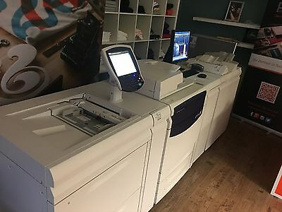 Xerox 700 DCP  Farb.- Kopierer,  Doppel-OHCF, Light Profess. Finisher