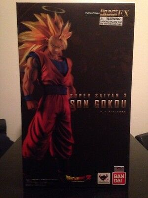 Dragon Ball Z EX Super Saiyan 3 Son Goku PVC Figure BANDAI