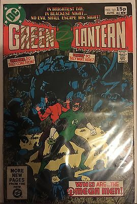 Green Lantern #141 - 1st Omega Men ⭐️ Signed Marv Wolfman ⭐️ Complete With COA
