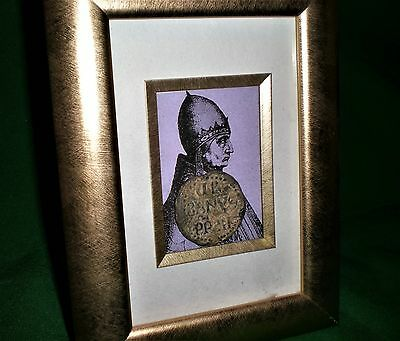 Antique Papal Bull of Pope Urban lll (1185-1187)