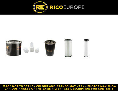 Volvo ECR88 PLUS Filter Service Kit Air, Oil, Fuel Filters
