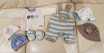 7x Baby Boy Pumpkin Patch Bundle Size 000