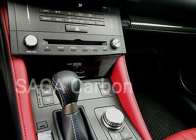 Lexus IS RC 2013~ON Aluminum alloy Power control Knob with Ring / Sound Knob