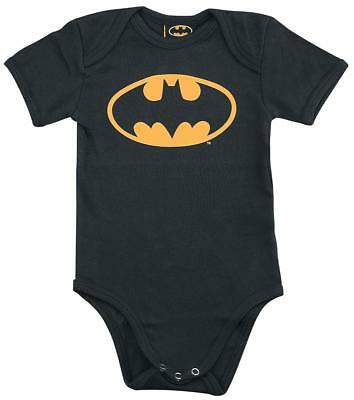 Batman Logo Body bimbo/a nero