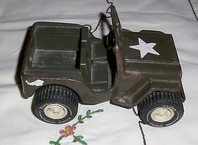 Alter Tonka Jeep