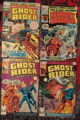 "Marvel ""Ghost Rider "" #22,23,43,45,51,56,60,66,67,72"