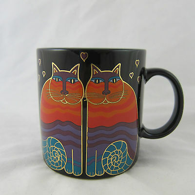 "Laurel Burch ""Rainbow Cats"" Coffee Mug"