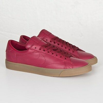 new product fe6aa 79264 NikeLab Tennis Classic AC SP 813045-669 Maroon Men Size US 10.5 New  Authentic