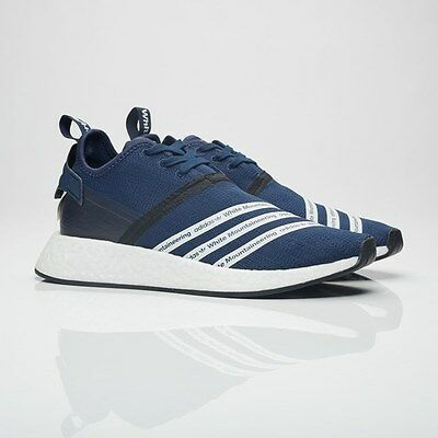Details about Adidas x White Mountaineering NMD R2 PK Navy Size 10.5. BB3072. ultra boost