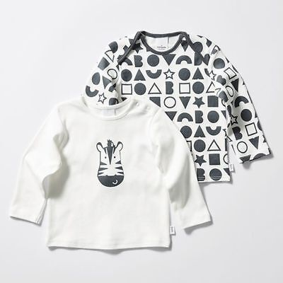 NEW Baby 2 Piece Long Sleeve Printed Top Set