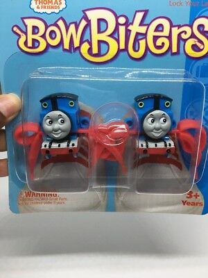 Thomas The Train Bow Biters Lock Your Laces Shoe Sneaker Accessories Kids Gifts
