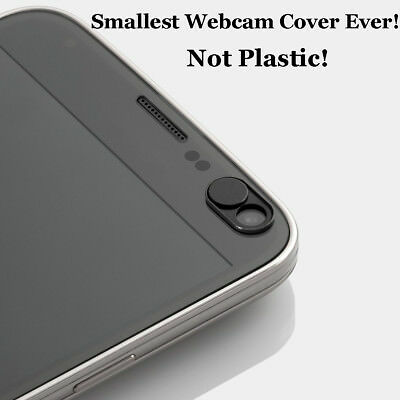 New Webcam Cover Magnetic Metal Slider, Smallest Camera Cover for Laptop Phone