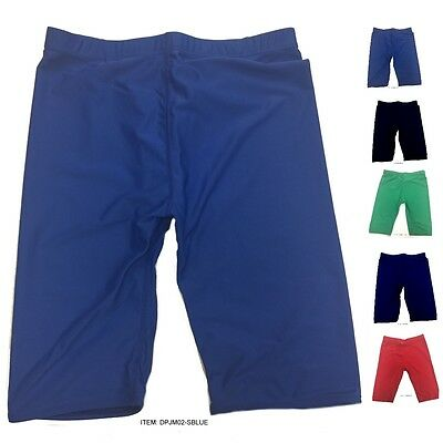 Boys' and Girls' Swim Jammers Swimsuit Shorts Bottoms Trunks Swimwear