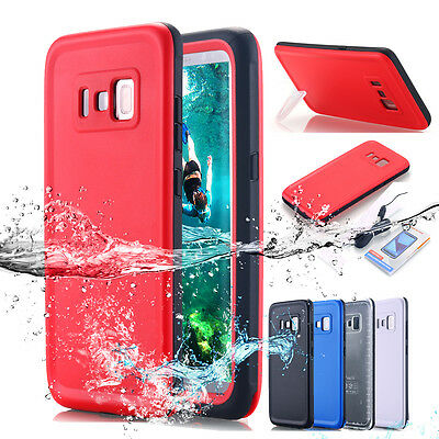 Shockproof Waterproof Dirt Proof Phone Case Cover F Samsung Galaxy S9+ S8 Note 8