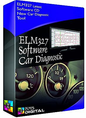 ELM327 Latest software New Car diagnostic tool Software