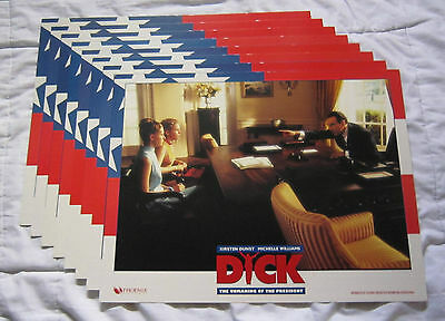 Lot of 7 11 x 14 inch Lobby Card Sets