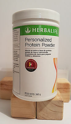 Herbalife Personalized Protein Powder - 360 gr (Exp 12-18) New / Never Open !!!