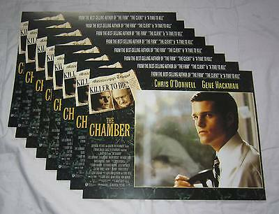 Lot of 7 MYSTERY/THRILLER/CRIME 11 x 14 Lobby Card Sets