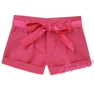 """Doll Clothes AG 18"""" Shorts Hot Pink Sophia's Fits American Girl Doll"""