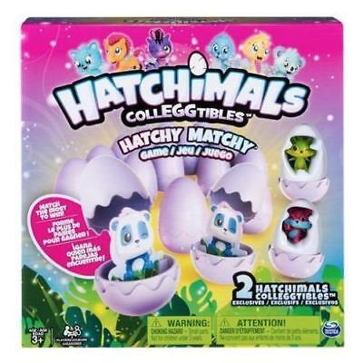 Hatchimals Colleggtibles Hatchy Matchy Game Age 3+