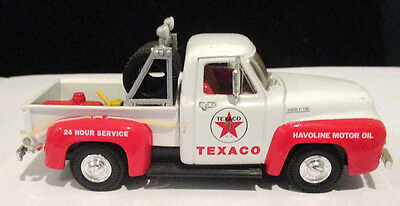 Matchbox 1999 Texaco 1953 Ford F 100 Pick Up 24 Hour Service Pick Up Truck