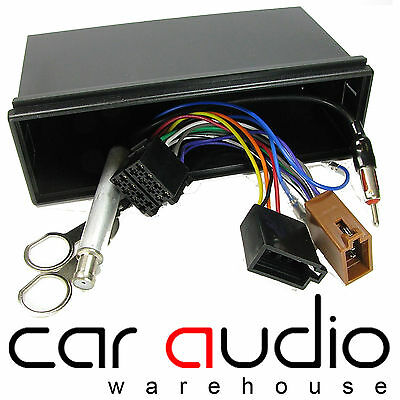 VW Volkswagen Bora 1999 on Car Stereo Double Din Fascia Fitting Kit DFP