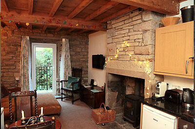 Millrace Cottage Holmfirth Yorkshire Mon 14th - Fri 18th August 2017