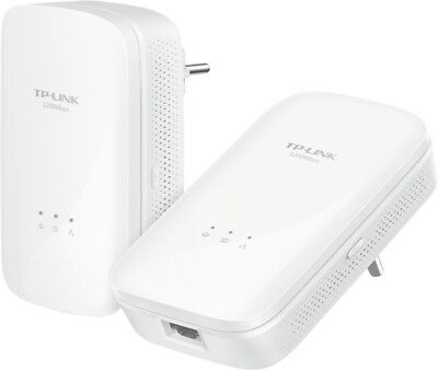 TP-Link TL-PA8010 KIT Gigabit Powerline Starter Weiss NEU OVP MEDIMAX