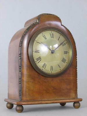 ART DECO SWISS MANTEL CLOCK by BUREN service