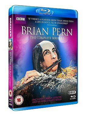 Brian Pern: The Complete Series 1 - 3: New Blu-Ray - Simon Day