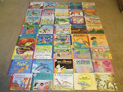 Huge Lot 42 LET'S READ AND FIND OUT SCIENCE Books Stage 1 & 2 TEACHER HOMESCHOOL