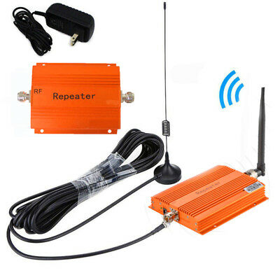 CDMA 850MHz Cell Phone Signal 3G 4G Repeater Booster Amplifier Extender Kit