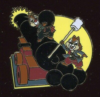 Disney Pirates Mystery Pirate Chip and Dale Disney Pin 83694