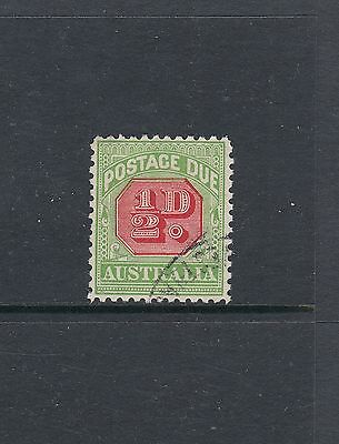 POSTAGE DUES: 1912-23 Large Crown Thin Paper ½d Perf 11 SG D77, very fine used.