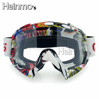 Brand new MX Goggles Motorcycle Motocross MTB Off-Road Dirt Riding Bike Goggles