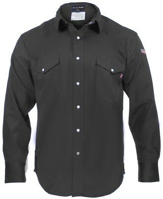 Flame Resistant Shirt FRC - 100% Cotton blend, 7 oz., Light Weight