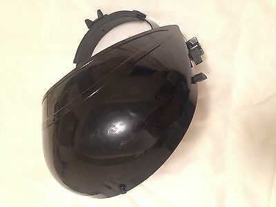 Condor 2AAV4 Ratchet Adjustable Face Shield Head Gear with Browguard