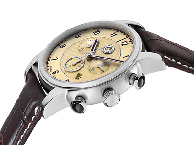 Mercedes Benz Chonograph Watch Swiss Made Classic 300SL Style