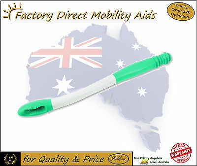 Hygienic Bottom Wiper Push Button Release Free Delivery in Oz Great Price New