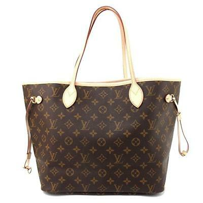 80de200fa5ad5 Authentic LOUIS VUITTON Monogram Neverfull MM M40995  M40-995-A00-0000