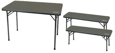 Coleman Folding Picnic Table & Bench Set