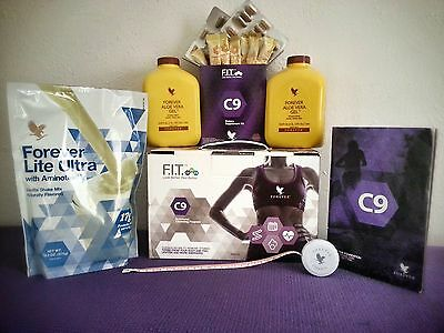 Forever Living C9 Chocolate/Vanilla 15% off + freebie