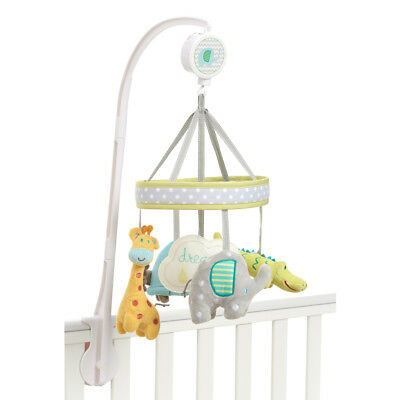 Jungle Friends Cot Mobile, New Born Baby Nursery Essentials, Only at Toys R Us