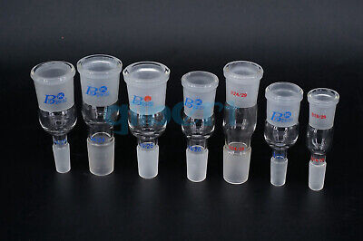Multi Female to Male Joint Lab Glass Reducing Transfer Adapter Chemistry