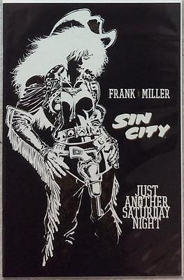 Sin City - Just Another Saturday Night (Frank Miller one shot 1998) VF/NM.