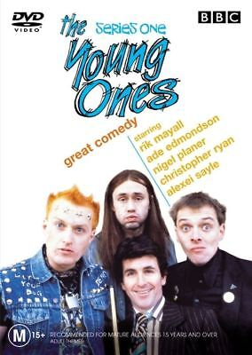 The Young Ones : Series 1 (DVD, 2002) REGION-4, NEW, FREE POST AUSTRALIA WIDE