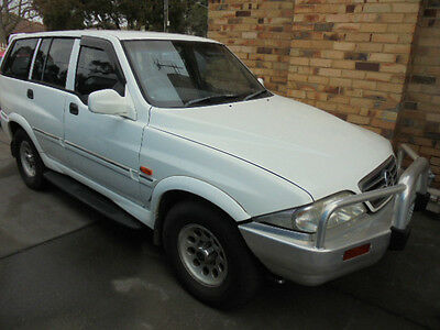 Daewoo Ssangyong Musso Whole Car 4wd Parts - 1999 model, Cheap