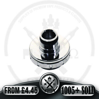 Aspire Pockex Retaining Base Silver Retaining Top Cap Base For Drip Tip